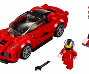 LEGO Hypercar Kits Leak and We Want Them!