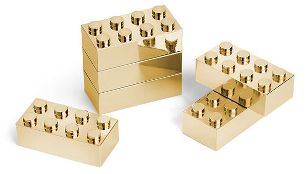 lego gold 1