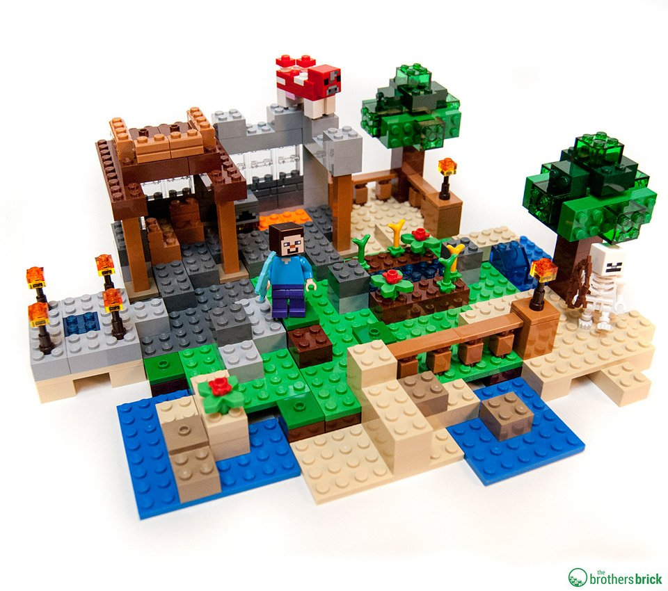 Minecraft List Of Things To Build