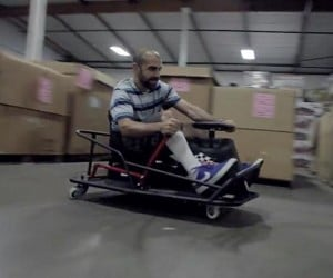 Razor Is Making a Real Life Mario Kart with the Crazy Cart XL