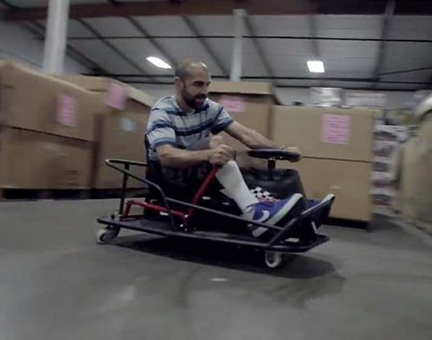 mario kart for adults