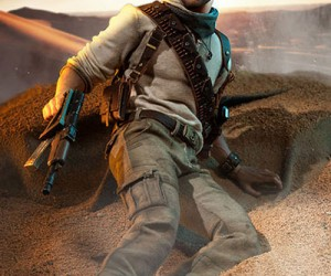 Nathan Drake Action Figure: Not as Valuable as Sir Francis Drake's Ring