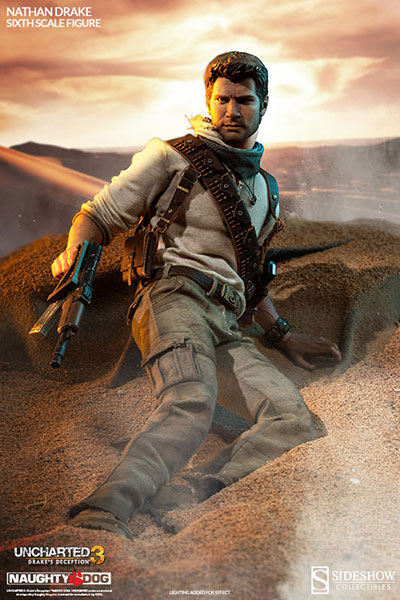 Nathan Drake Action Figure Not As Valuable As Sir Francis