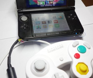 DIY GameCube Controller Adapter for Nintendo 3DS: Super Smash Bros. Bros