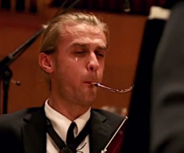 This Orchestra Is Playing While Nomming on Uber-Hot Chilies