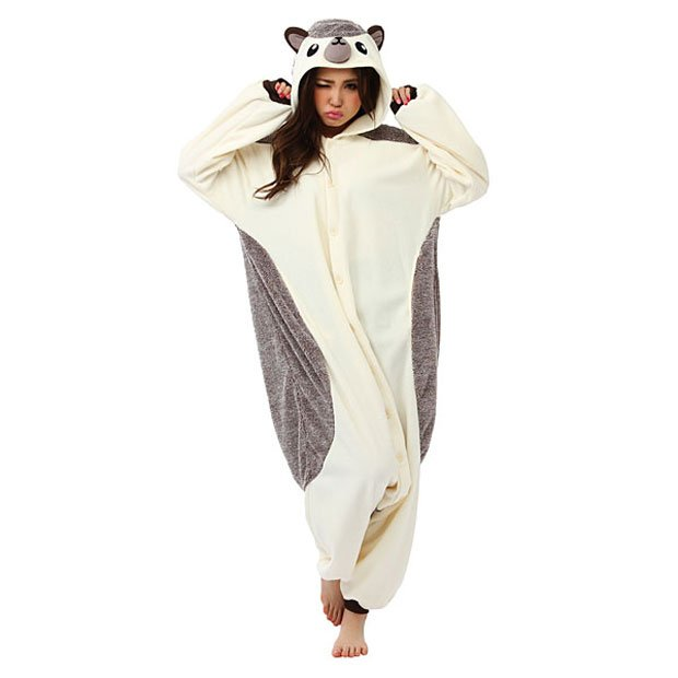 Weird Japanese Animal PJs are Cosplay Gold