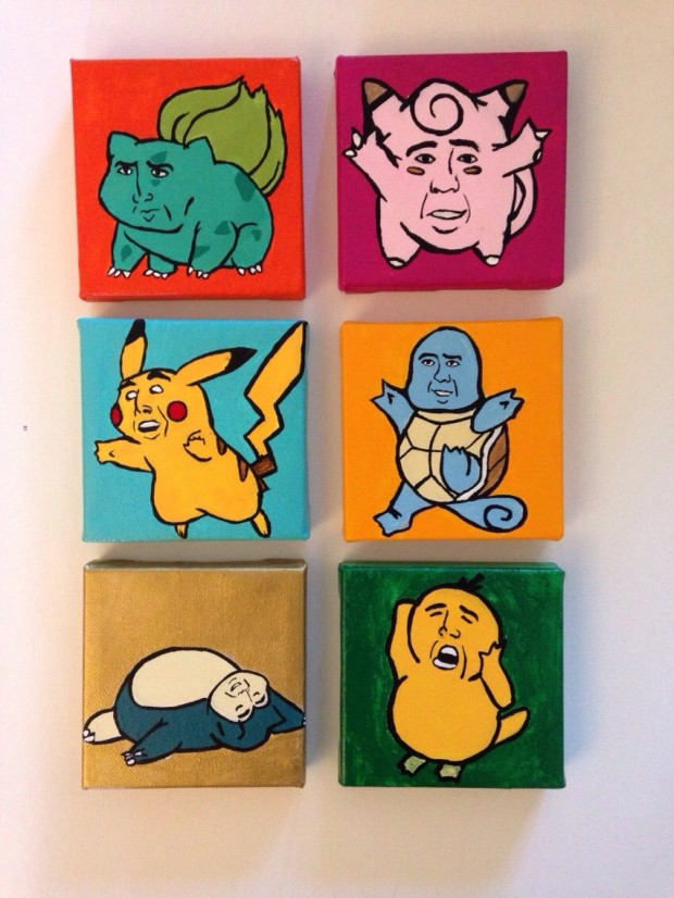 pokemon cage