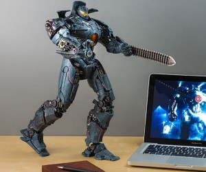 Pacific Rim Gipsy Danger Action Figure Doesn't Need Two Players