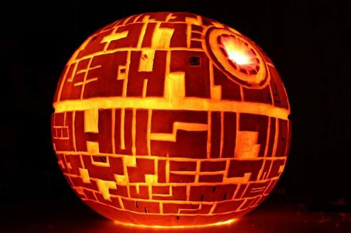 Check out these awesome halloween pumpkins technabob