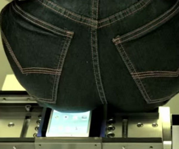 Samsung Torture Tests Galaxy Note 4 with Robot Butt