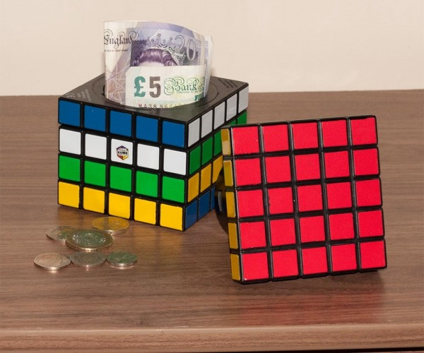 Rubik's Cube Safe: The Ultimate Theft Deterrent