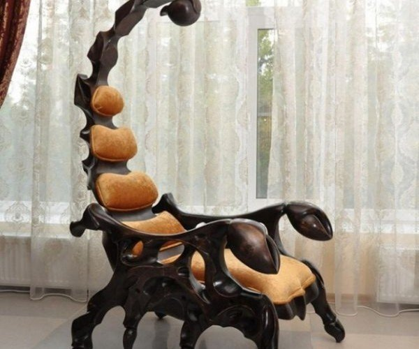 This Scorpion Chair Will Sting Your Wallet