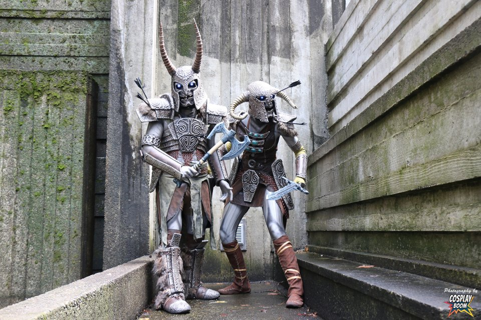 Scary and Amazing Draugr Deathlord Cosplay - Technabob