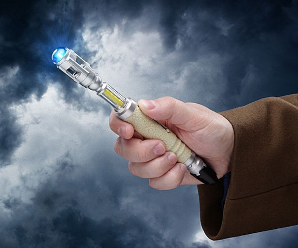 Time Lord Swag: Own the 10th Doctor's Sonic Screwdriver