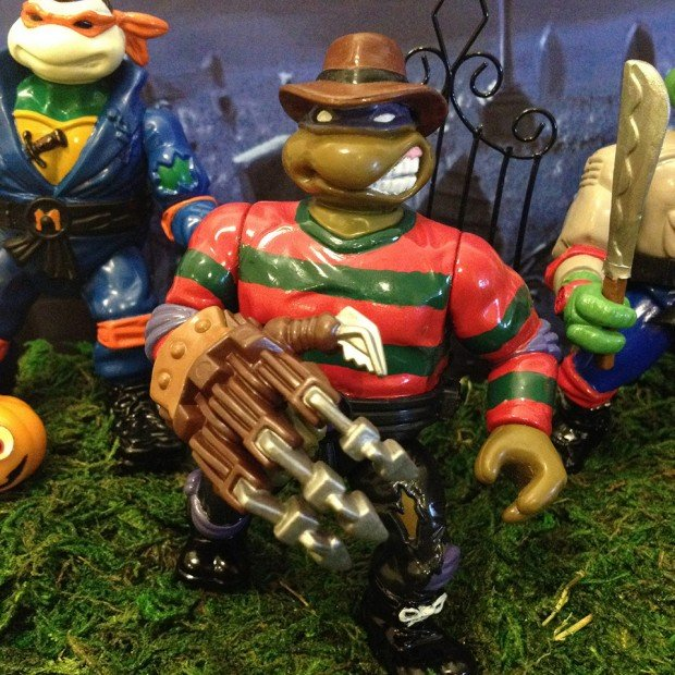teenage-mutant-ninja-turtles-horror-slash-flicks-kitbash-by-Dan-Polydoris-2