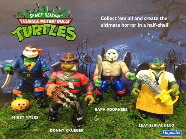 teenage-mutant-ninja-turtles-horror-slash-flicks-kitbash-by-Dan-Polydoris