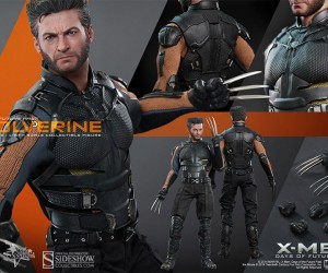 Hot Toys Wolverine 1/6 Scale Action Figure Looks Exactly Like Jackman