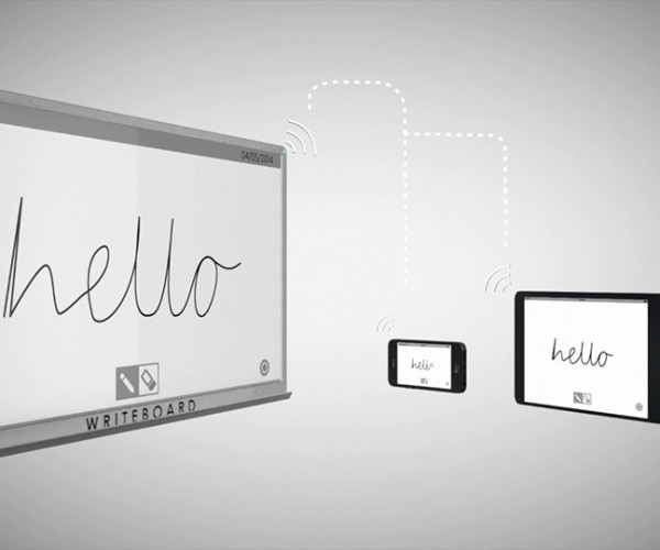 WriteBoard Electronic Whiteboard: Quantum Note Taking