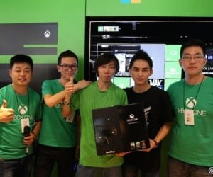 Xbox One Sales Hit 100k in China