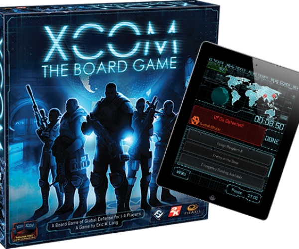 XCOM: The Board Game Is A Partially Digitized And More Complex Pandemic