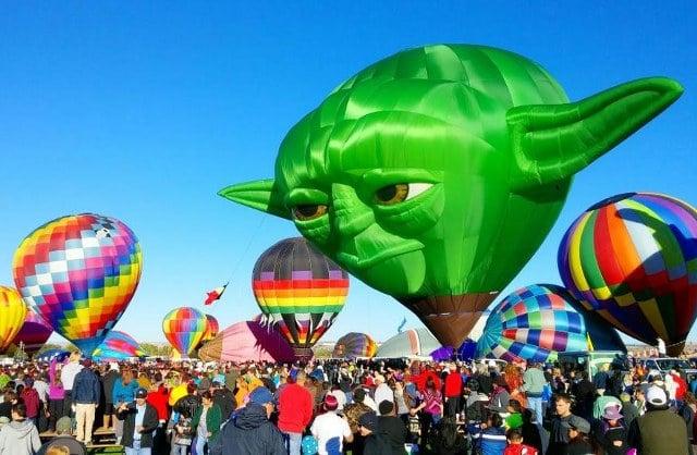 Yoda Hot Air Balloon Judge Me By My Head Size Do You