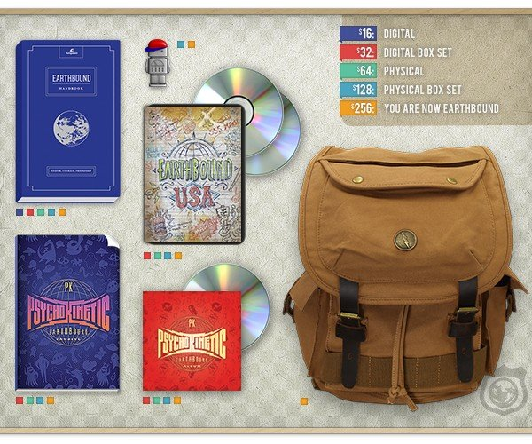Fangamer EarthBound Fan Bundle: This Merch Stinks