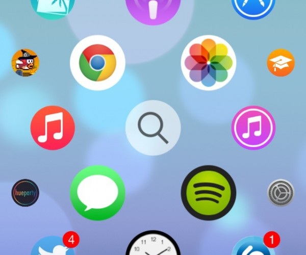 Aeternum Jailbreak App Ports the Apple Watch Interface to iPhone: Phone