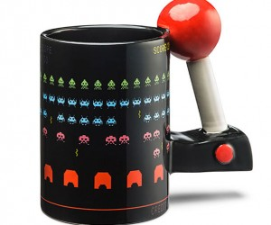 3D Arcade Mug Achieves a High Caffeine Score
