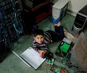 This Five-Year-Old Is a Microsoft Certified Professional
