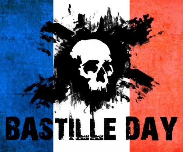 Bastile Day: A French Revolution RPG with Zombies