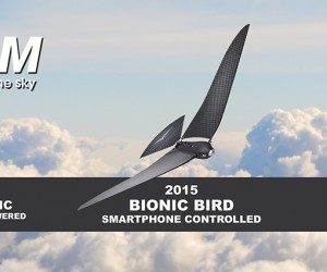 Bionic Bird: A Biomimicking Drone That Lures Raptors and Cats
