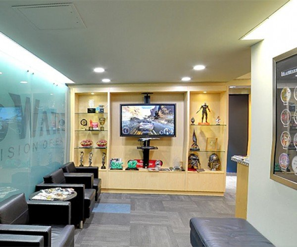 BioWare Headquarters in Google Maps: Shepard's Favorite Studio in Canada