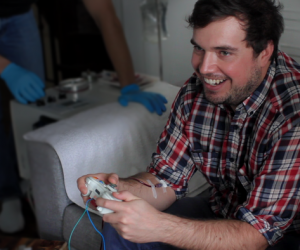Blood Sport: Fusing Blood Donations And Violent Video Games