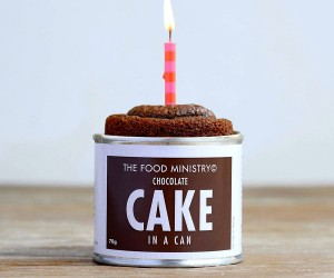Cake in a Can: Just Add Water