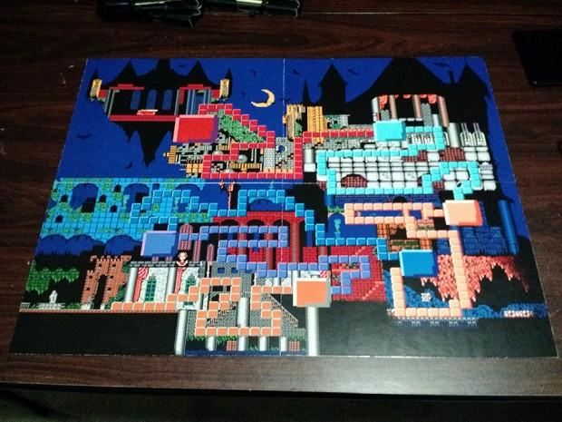 castlevania-NES-board-game-by-XsimonbelmontX
