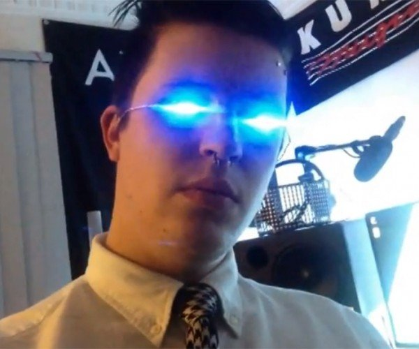 DIY Cyberpunk LED Eyes: I Ask for This