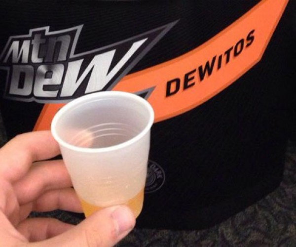 Doritos Flavored Mountain Dew: Dew Not Want
