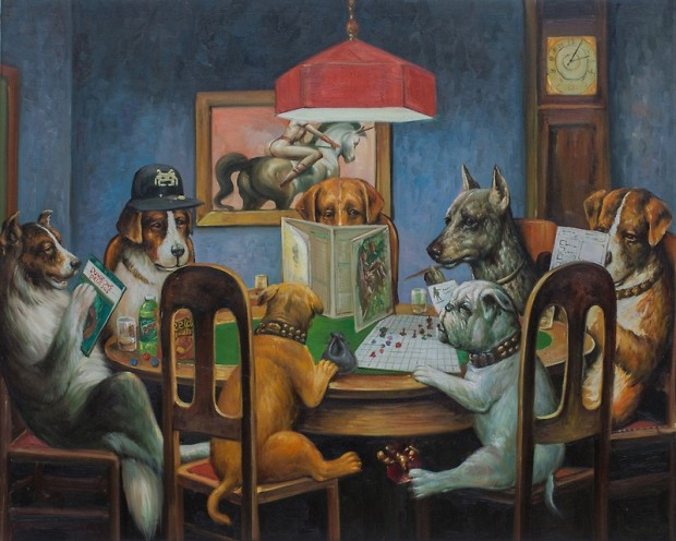 dogs-playing-dungeons-and-dragons-by-Johannes-Grenzfurthner-and-Heather-Kelley