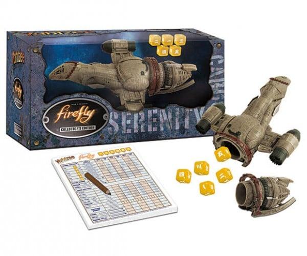 Firefly Collector's Edition Yahtzee: Serenitzee!