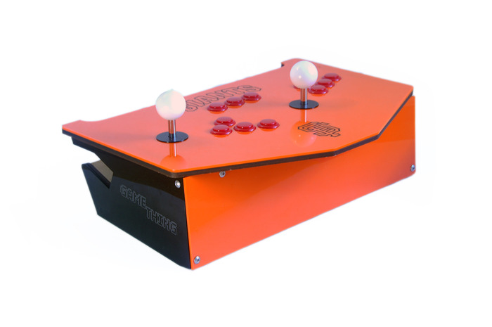 GameThing: A Laptop Stand That's Also a Two-Player Arcade