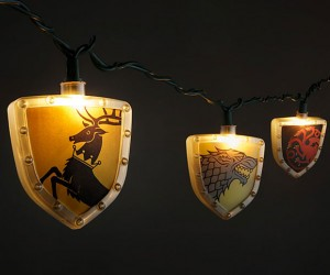 Game of Thrones Sigil Christmas Lights: Not So Merry and Bright