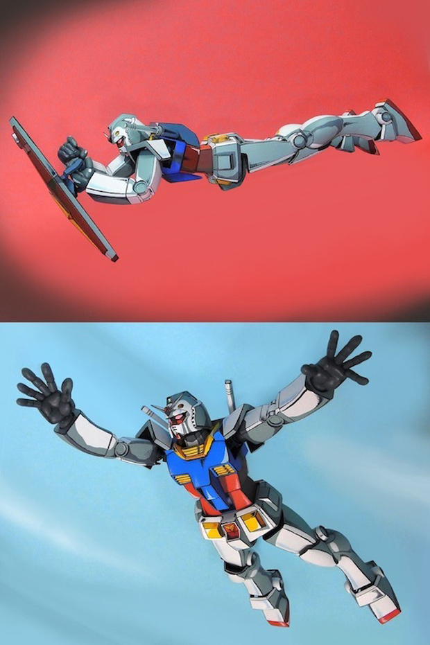 gundam-gunpla-retro-anime-paint-job-by-mumumuno53-4