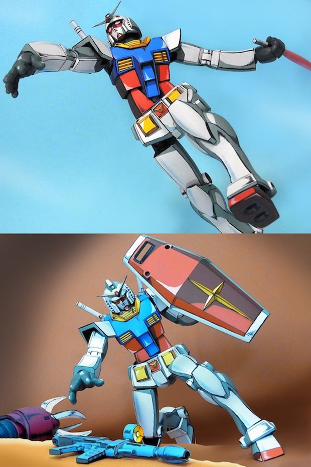 gundam-gunpla-retro-anime-paint-job-by-mumumuno53-5
