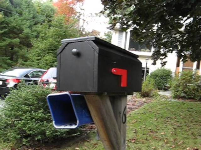 mailbox with mail indicator. Plain Mail Toy Mailbox Alerts If Thereu0027s Mail In Actual Mailbox Quantum Mailchanics   Technabob On With Indicator L