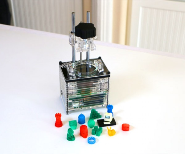 iBox Nano May Be the Cheapest and Tiniest 3D Printer in all the Land
