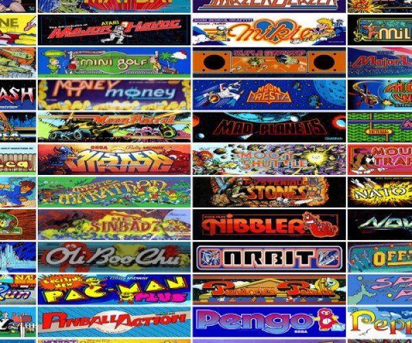 The Internet Archive Now Hosts Hundreds of Old School Arcade Games
