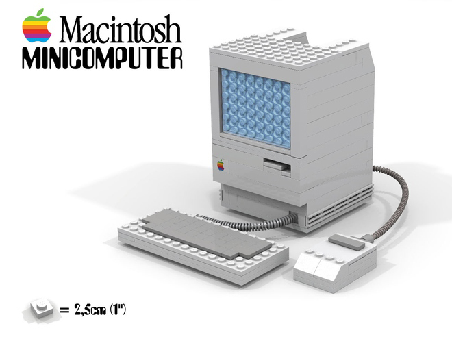 LEGO Classic Computer Set Concepts: Building Blocks
