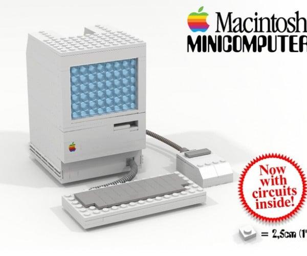 LEGO Classic Computer Set Concepts: Building Blocks
