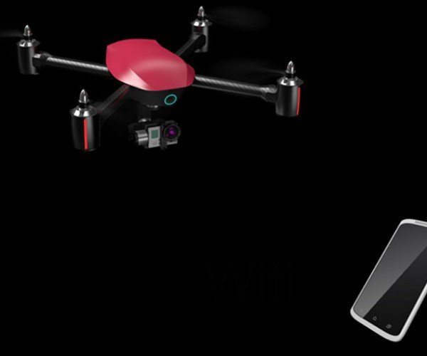 Mind4 Autonomous Drone Don't Need No Stinkin' Pilot