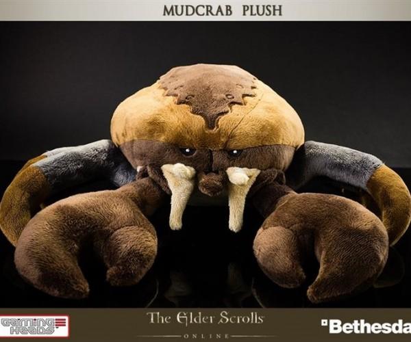 """""""The Elder Scrolls Online"""" Mudcrab Plush"""